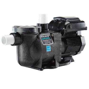 Pentair SuperMax 110/230V Variable Speed Pool Pump