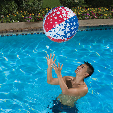 "PoolMaster 24"" American Stars Play Ball"