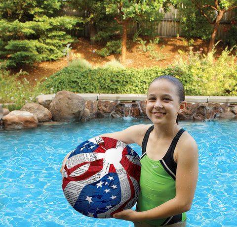 "PoolMaster 24"" Liberty Ball"