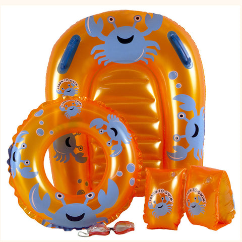 PoolMaster Little Ones Crab Swim Set