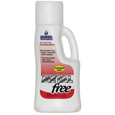 Natural Chemistry Metalfree, 1 Liter