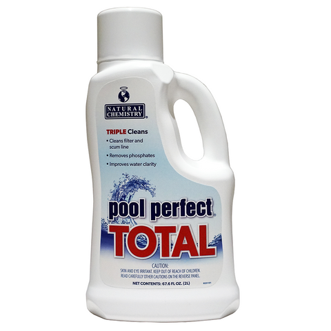Natural Chemistry Pool Perfect Total, 2 Liter