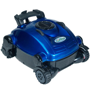 Climber Blue Robotic Pool Cleaner W/Swivel