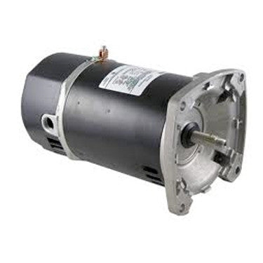 Pool Pump Motor, Single Speed, Square Flange