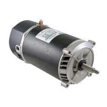 US Motors Single Speed Round Flange Pool Pump Motor