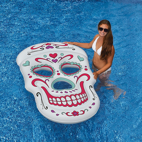 Swimline Sugar Skull Float