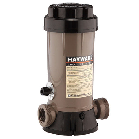 Hayward CL100 In-Line Chlorinator, 4.2 Lb. Capacity