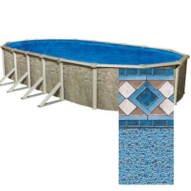 Above Ground Pool, Heritage Series Oval