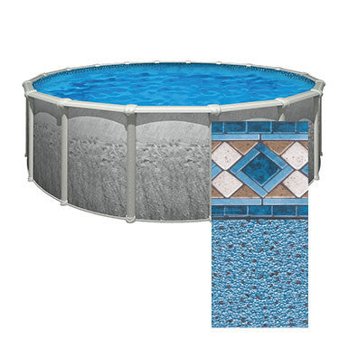 Above Ground Pool, Heritage Series Round