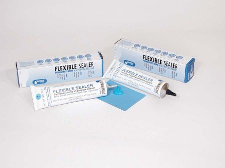 White Flexible Sealer 1 oz.