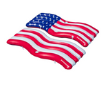 Swimline American Flag Mattress Set
