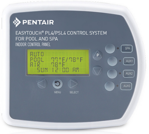 Pentair EasyTouch Wireless Remote for 8 Circuit System
