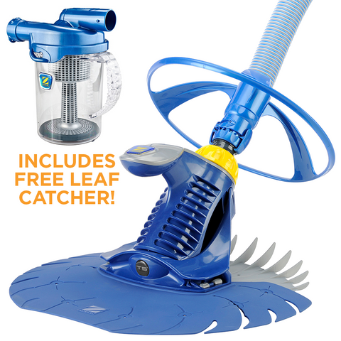 Zodiac T5 Duo Automatic Pool Cleaner with Leaf Canister