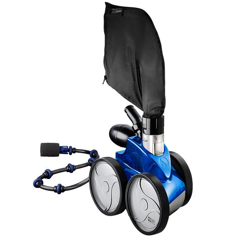 TR36P Pressure Pool Cleaner (No Booster Pump Required)
