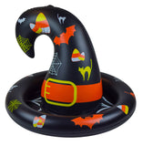 Halloween Inflatable Witch Hat