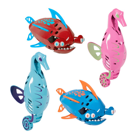 Swimways Aqualiens Transforming Sea Creatures