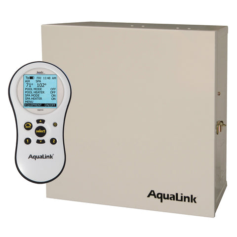 Aqualink Pool & Spa Combo With PDA Remote