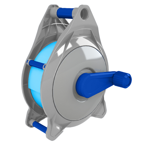 Backwash Hose Reel