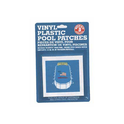 Boxer Adhesives Vinyl Plastic Pool Patches