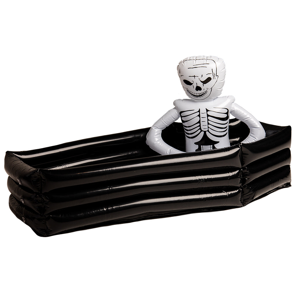 sunsplash halloween coffin cooler