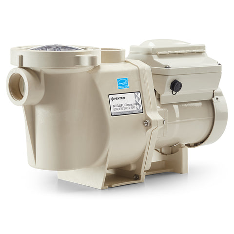 Pentair Intelliflo Variable Speed Pump W/SVRS & Timer
