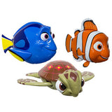 Swimways Disney Swimming Nemo, Squirt or Dory