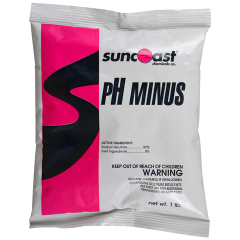 Suncoast pH Minus 1 Lb. Pour and Go