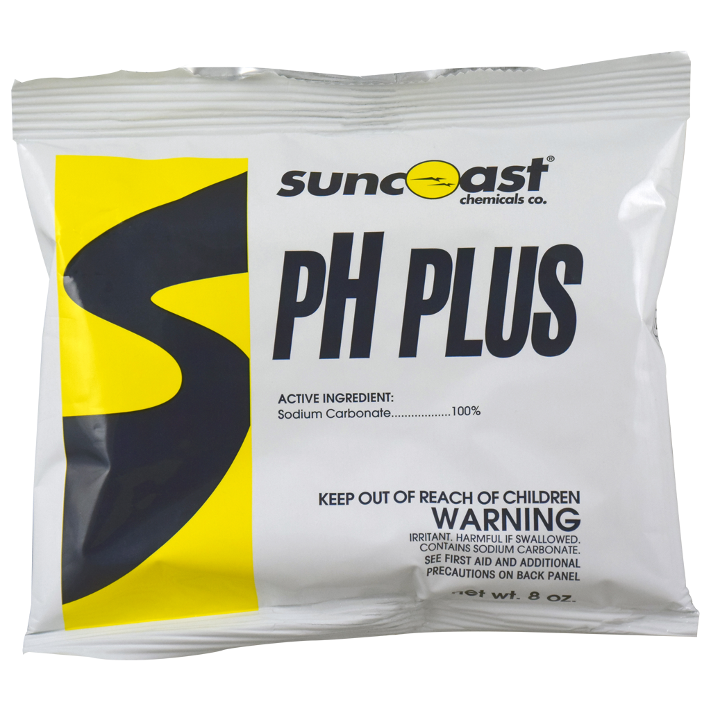 Suncoast pH Plus 8 Oz. Pour and Go