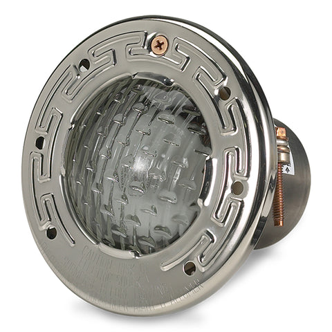 Pentair SpaBrite 60W 120V Spa Light with Stainless Steel Face Ring & 100' Cord