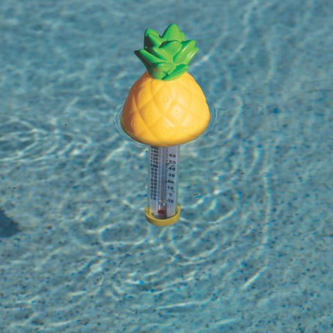 Pineapple Thermometer For Pool & Spa