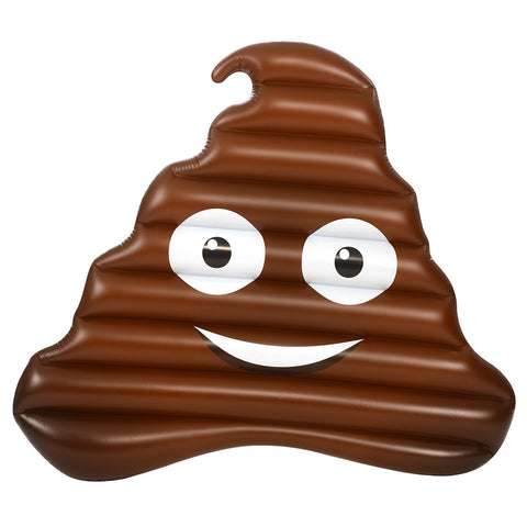"Emoji Poop 59"" Float by Kangaroo"