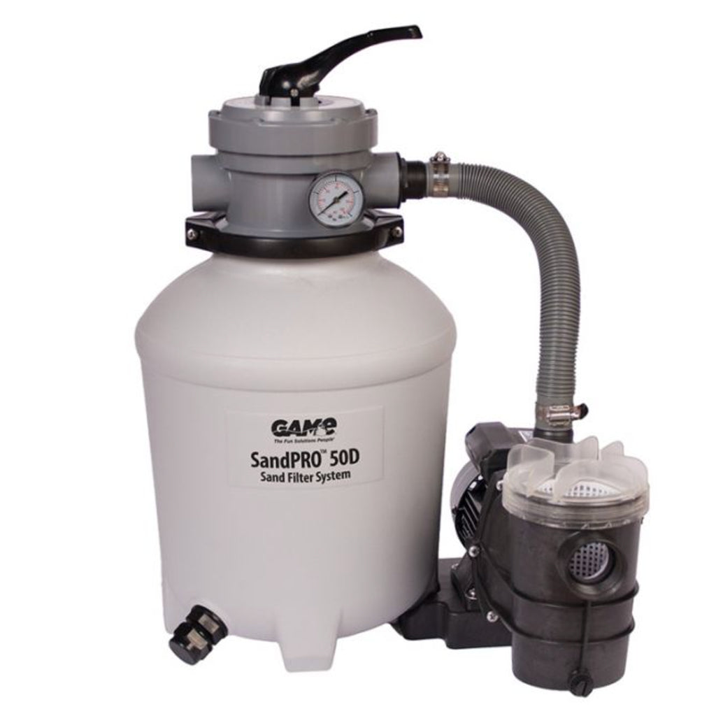 View SandPro 50D 1/2 HP Sand Filter System Product