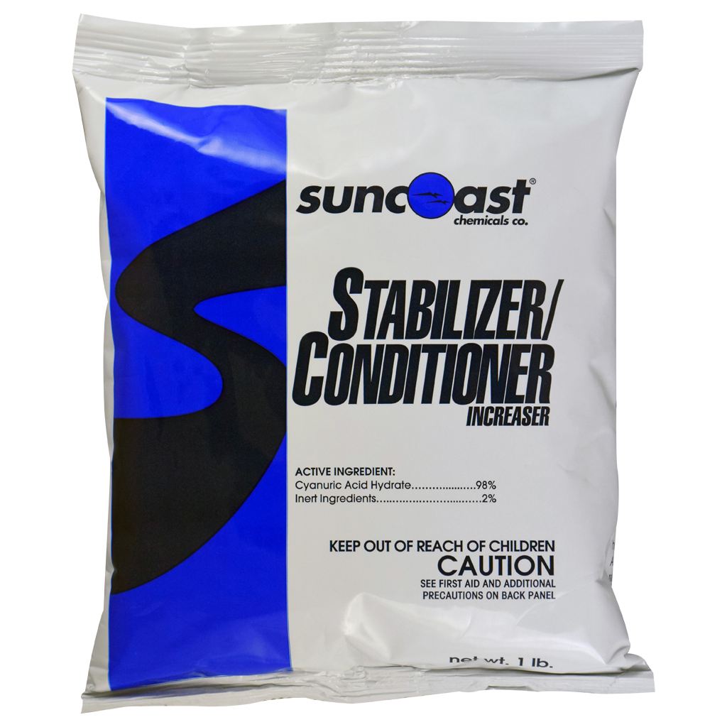Suncoast Stabilizer/Conditioner 1 Lb. Pour and Go