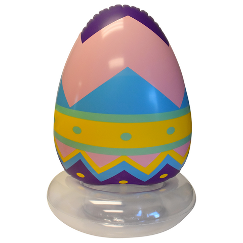 SunSplash Inflatable Easter Egg