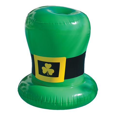 SunSplash Inflatable Shamrock Hat