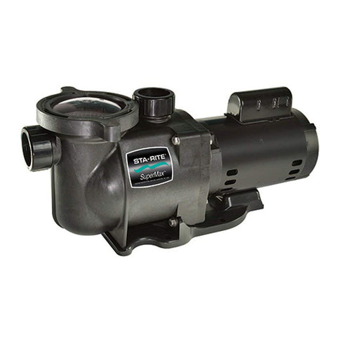 SuperMax 1.5 HP Pump