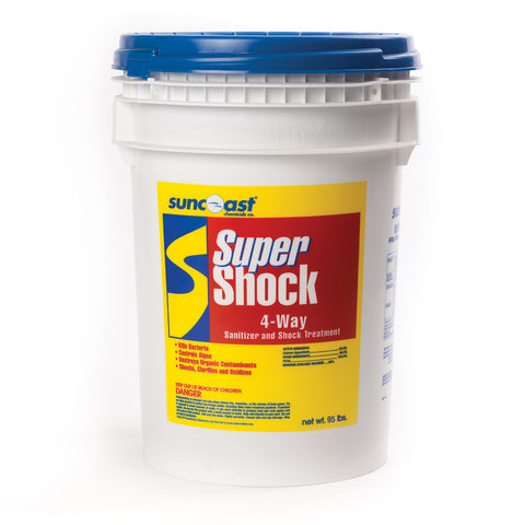 Suncoast Super Shock 4-Way 95 LB. Bucket