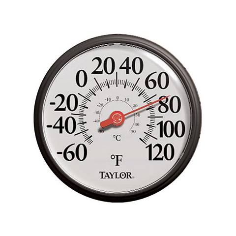 "Taylor Precision 13 1/4"" Big & Bold Thermometer"