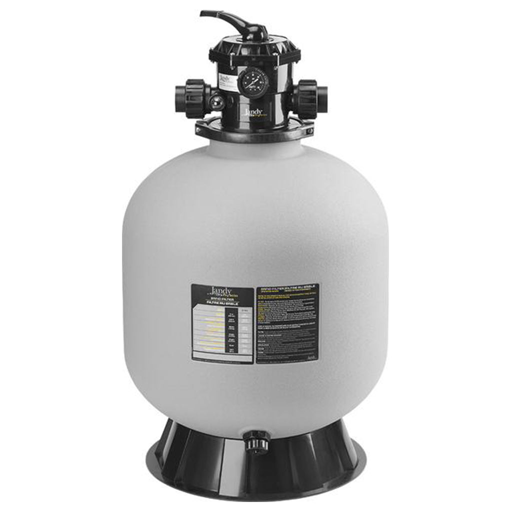 "View Jandy 24"" Top Mount Sand Filter with 2"" Valve Product"