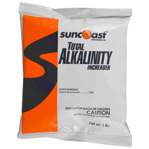 Suncoast Total Alkalinity 1 Lb. Pour and Go