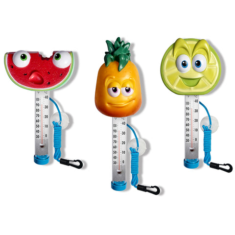 Floating Tutti Frutti Thermometer