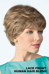 Kimmie Human Hair Blend #8700 by Amore Wigs