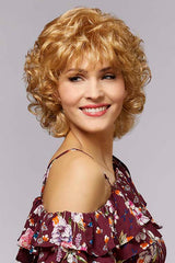 Clearance - Kayla Wig - Synthetic, Traditional Cap by Henry Margu - ON SELECTED COLORS - FINAL SALE - NO RETURNS