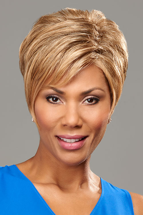 Clearance - Dylan Wig - Synthetic, Lace Front, Traditional Cap by Henry Margu - ON SELECTED COLORS - FINAL SALE - NO RETURNS