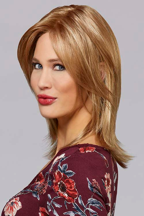 Scarlet | Synthetic Wig (Monofilament Top)