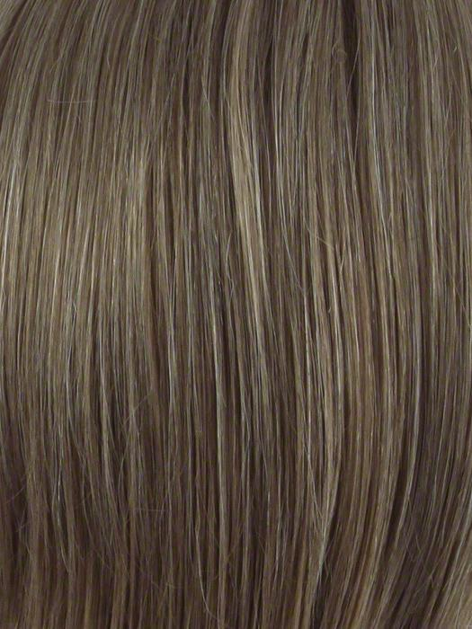 Shyla| Human Hair/ Synthetic Blend Wig (Mono Top)