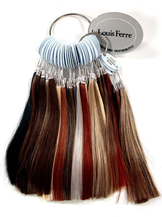Synthetic Color Ring by Louis Ferre - Wig Galaxy