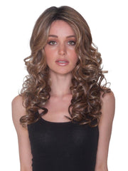 Clearance - French Curl (#6000) by BelleTress / Pierre Wigs - ON SELECTED COLORS - FINAL SALE - NO RETURNS