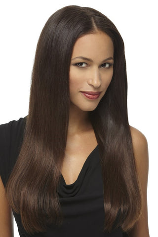 "16"" 5 Piece Remy Human Hair Extension Kit by HairDo - Wig Galaxy - 2"