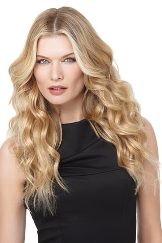 "18"" Remy Human Hair 10 Piece Extension Kit by HairDo - Wig Galaxy - 1"